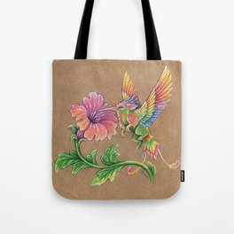 Hymminggryphon Tote Bag