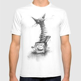 The Nightmate in the Box T-shirt