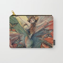 Folies Bergere Affiche Carry-All Pouch