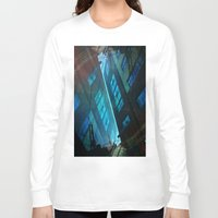 inception Long Sleeve T-shirts featuring Inception. by Vanessa Furtado