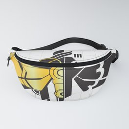 Robotic Fly Fanny Pack
