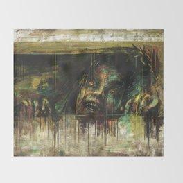 Evil Dead Throw Blanket