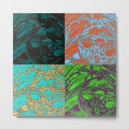 Foursome #1 Metal Print
