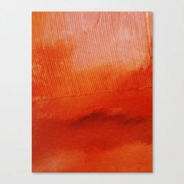 Snapshot Series #4: art through the lens of a disposable camera by Alyssa Hamilton Art Canvas Print