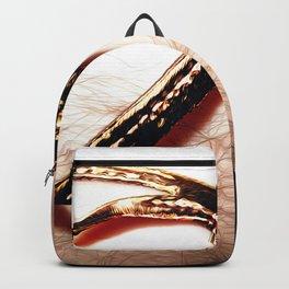 Tie Backpack