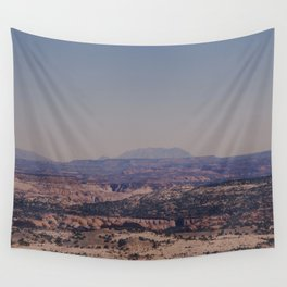 next up sun down Wall Tapestry