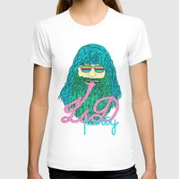 lsd T-shirts featuring Lsd party 2 by DIVIDUS