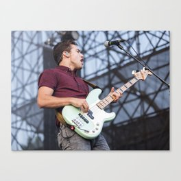 Walk The Moon Canvas Print