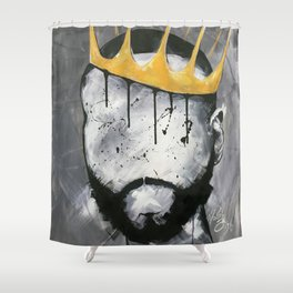 Naturally King Shower Curtain