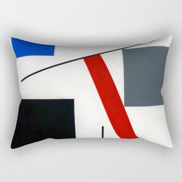 Sophie Taeuber Arp Balance Rectangular Pillow