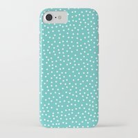 dots iPhone & iPod Cases featuring Dots. by Priscila Peress