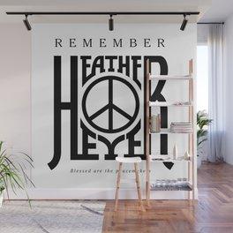 Heather Heyer Wall Mural