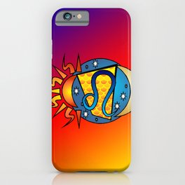 astrology,Leo iPhone Case