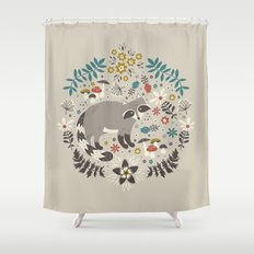 Little Rascals (Light) Shower Curtain