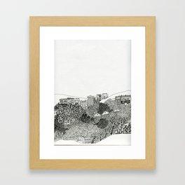 Excelsior  Framed Art Print