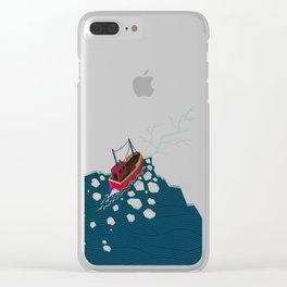 Icebreaker Clear iPhone Case