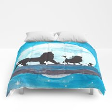 The Lion King Stencil Comforters