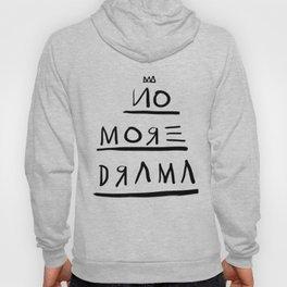 Basquiat No More Drama Hoody