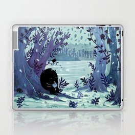 A Quiet Spot of Tea Laptop & iPad Skin