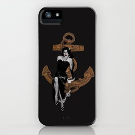 Never Forever iPhone Case