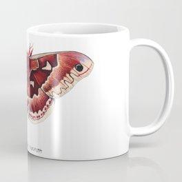 Promethea Silkmoth (Callosamia promethea) Coffee Mug