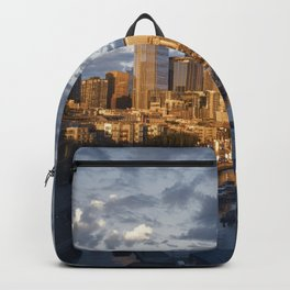 Seattle After Rain Backpack