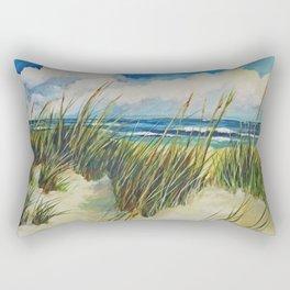Breeze through the Dunes Rectangular Pillow