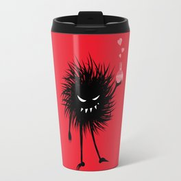 Evil Bug Made A Love Potion For You Travel Mug