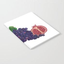 Fruit still-life Notebook