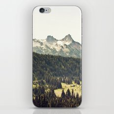 Epic Drive through the Mountains iPhone & iPod Skin