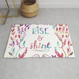 Rise & Shine Rug