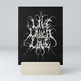 Live Laugh Love Quarantine Edition Mini Art Print