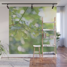 Oak in Summer - Nature Photography Wall Mural