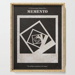 Memento Serving Tray