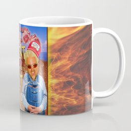 Guy Fieri and a Couple Coonhounds Coffee Mug