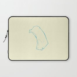 On the Day I Loved You the Least Laptop Sleeve