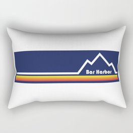 Bar Harbor, Maine Rectangular Pillow