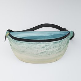 Sunset Waves Fanny Pack