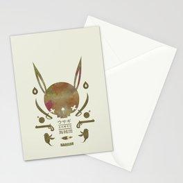 토끼해적단 TOKKI PIRATES Stationery Cards