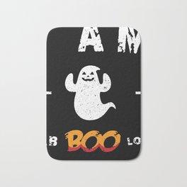 I am Fabboolous - Funny Halloween Bath Mat