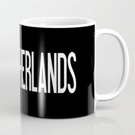 Netherlands: Dutch Flag & Netherlands Coffee Mug