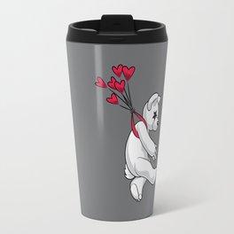 Swept Away Bear Travel Mug