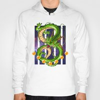 dragon ball Hoodies featuring Dragon by TxzDesign
