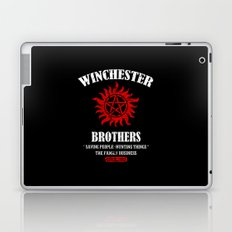 Winchester Brothers Laptop & iPad Skin