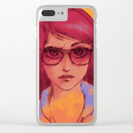 Seriously? Clear iPhone Case
