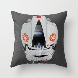 Armoured Cavalry Throw Pillow