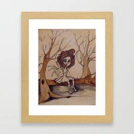 You I cannot reach Framed Art Print