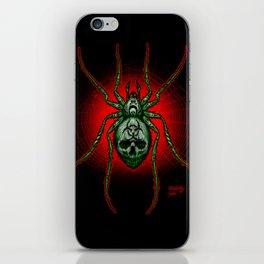 Arachnazrael iPhone Skin