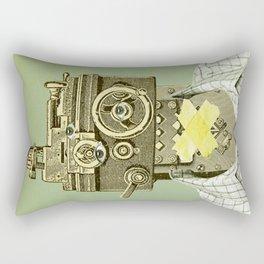 Machine Head R1 Rectangular Pillow
