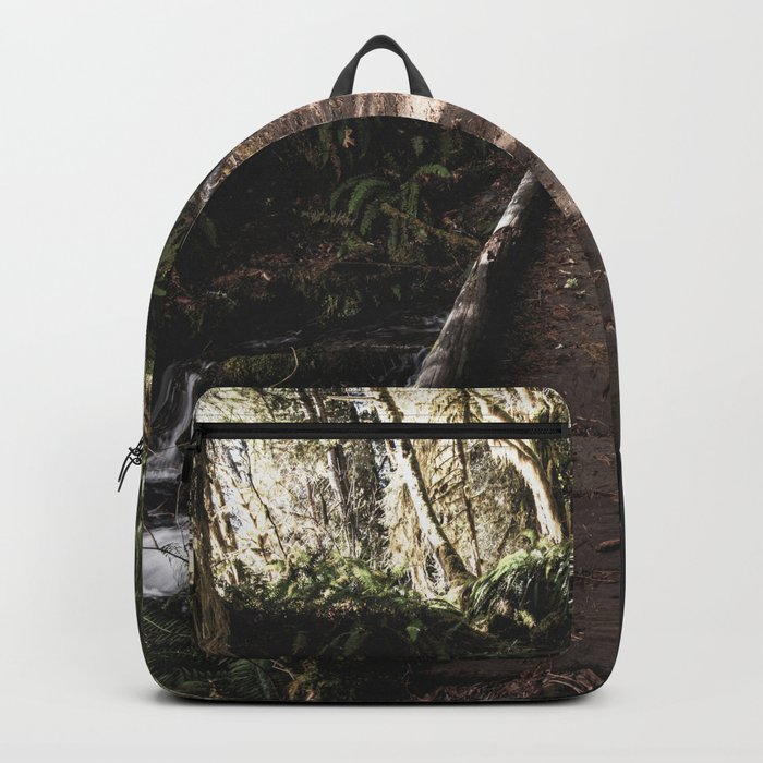 Hoh Rainforest River Trail Backpack